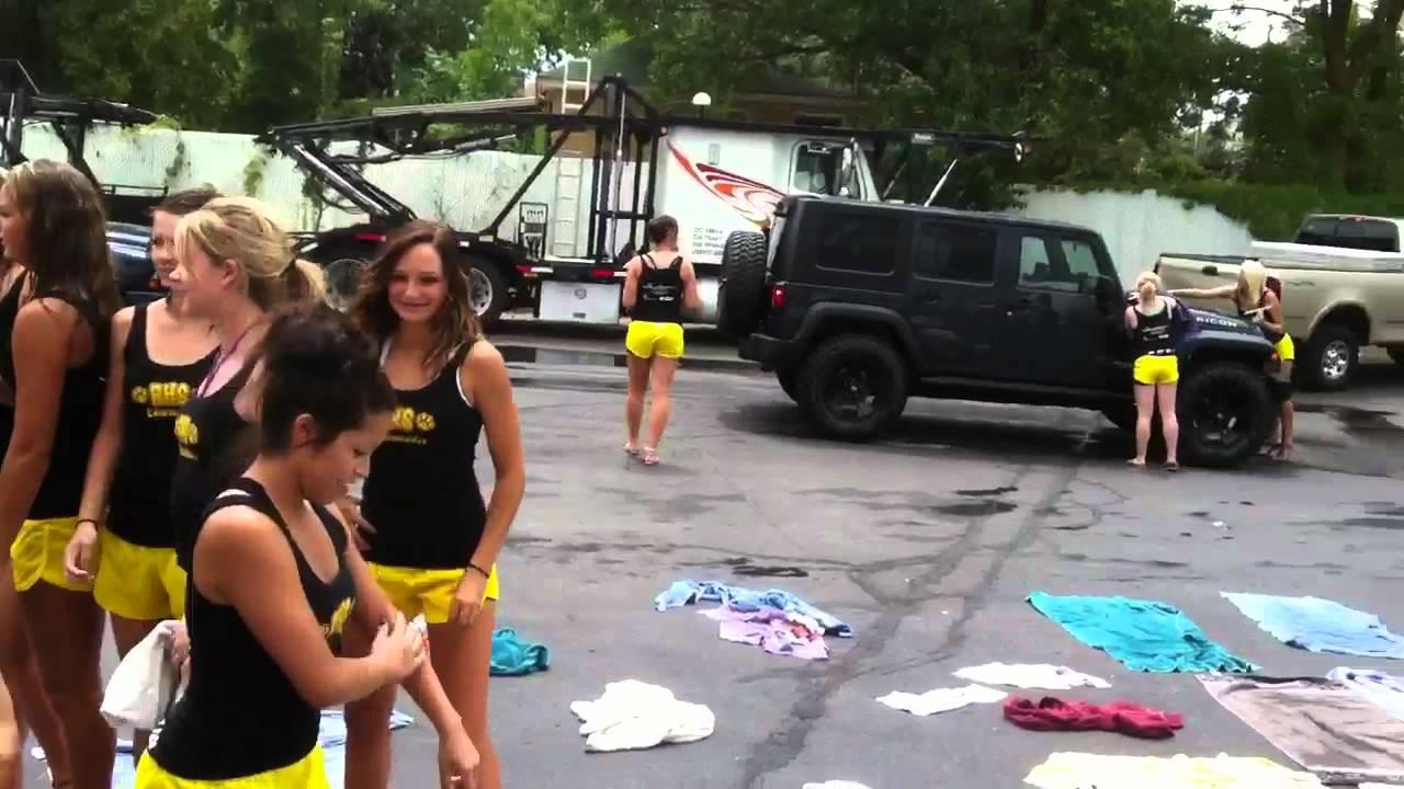 High School Cheerleade...