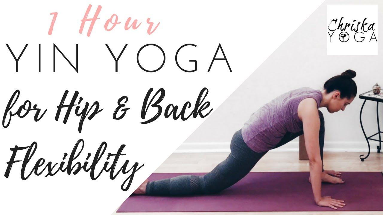 Yin Yoga Sequence 1 Hour