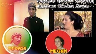Dalang Tribasa - Guyon Sinden Megan Bersama Gareng