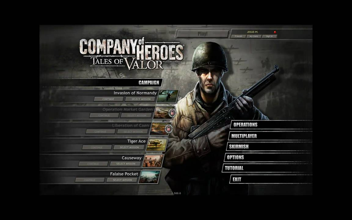 Company Of Heroes Tales Of Valor Cheats Youtube