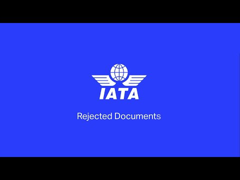 Rejected documents