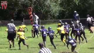 twinsportstv decatur army camo vs dekalb yellow jackets 8u football