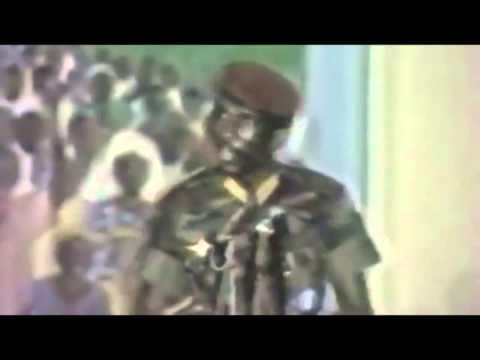 Sankara on Imperialism