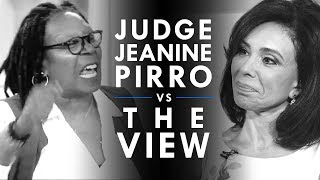 Jeanine Pirro vs The View REACTION