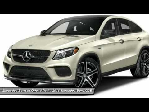 2016 Mercedes Benz GLE Orland Park IL MW8157
