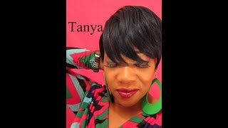 FREETRESS EQUAL SYNTHETIC HAIR WIG EXTREME SIDE PART TANYA SamsBeauty.com