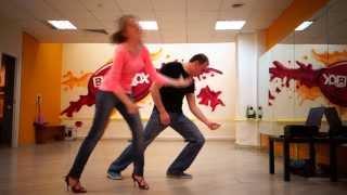 Танец кизомба - уроки и обучение в школе танцев Boombox