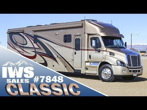 2019 Renegade Classic Walkthrough - Tandem Axle and Freightliner Cascadia Chassis - STOCK #7848