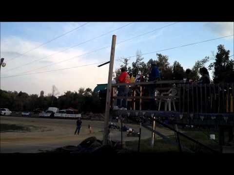I-24 Raceway clone light heat 1 10-13-12