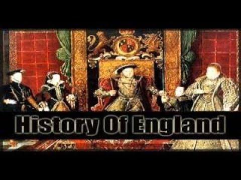 History of England The Anglo Saxon Era