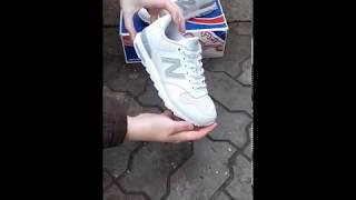Женские кроссовки New Balance 1400 White (Топ Реплика)обзор