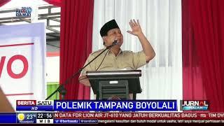 Ini Pidato Prabowo yang Singgung 'Tampang Boyolali'