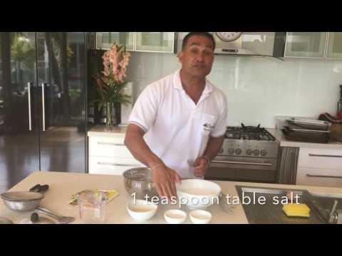 How to Make Sri Lankan Egg Hoppers by Peter Kuruvita