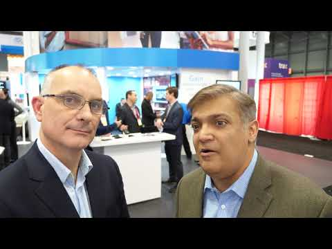 #NRF2019 - Day 1 - Talking with Shiraz Hasan, VP Global & Industry Solutions Channel Marketing, AT&T