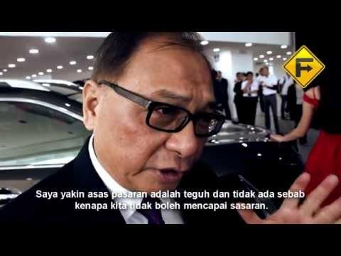Edaran Tan Chong's Director of Marketing, Dr Ang Bon Beng on GST