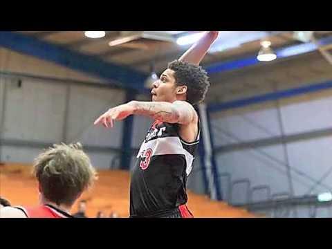 Jordan Coleman 2017 Keilor Thunder Highlights (Australia)