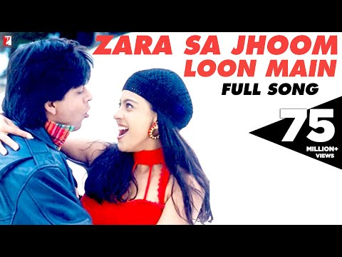 Zara Sa Jhoom Loon Main - Full Song | Dilwale Dulhania Le Ja