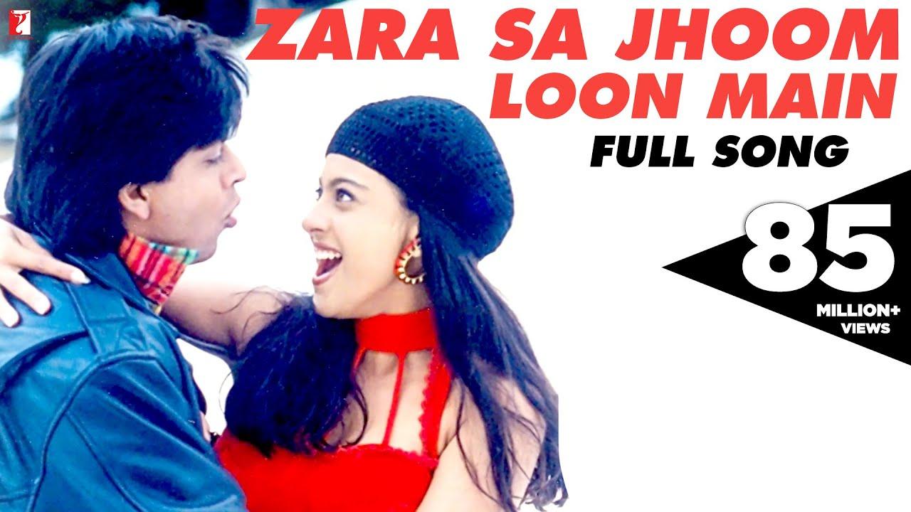 Download Zara Sa Jhoom Loon Main   Full Song   Dilwale Dulhania Le Jayenge   Shah Rukh Khan, Kajol   DDLJ