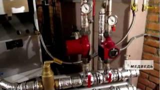 переделка отопления в частном доме
