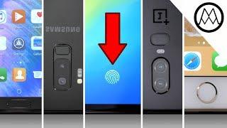 The ULTIMATE Fingerprint Scanner SPEED Test.