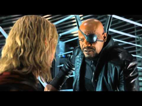 The Avengers 2012 Official Movie Trailer [HD]