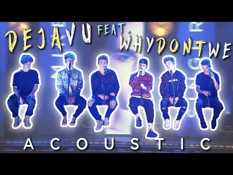 MIKE SINGER FEAT. WHY DON'T WE - DEJA VU ACOUSTIC (Mike Singer Session)