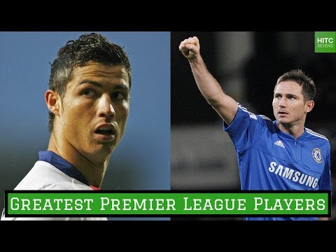 7 Greatest Premier League Players of All Time
