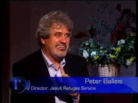 Father Balleis And The Jesuit Refugee Service