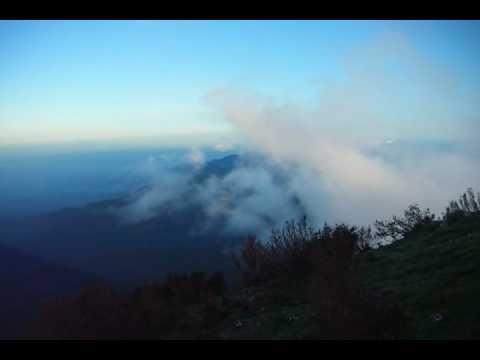 Xela -  Volcano Santa Maria