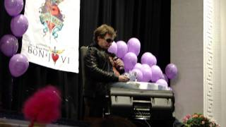 Fanclub Q & A with Jon Bon Jovi - Dublin, June 30, 2011