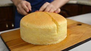 Торт Кастелла как Пух Невероятно нежный пушистый съедается за секунды