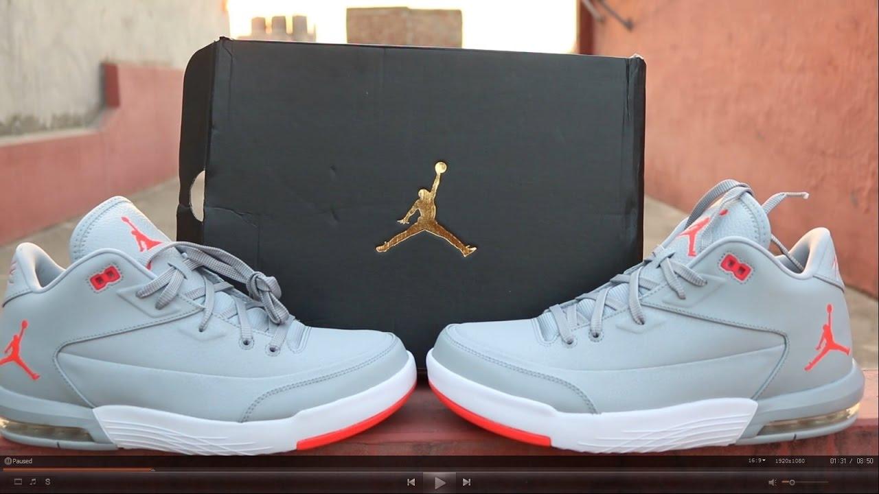 buy popular e1f66 a1e97 Jordan Flight Origin 3 Leather Basketball Shoes Review
