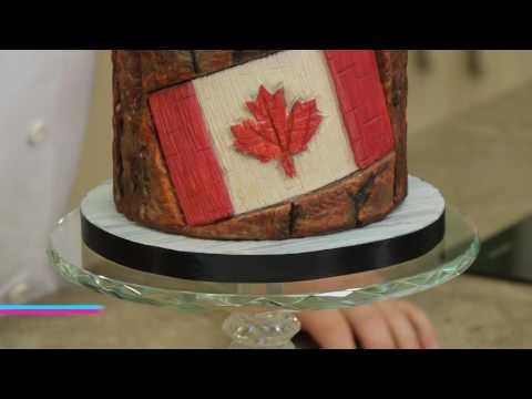 Canadian Moose Cake/ Paul Bradford