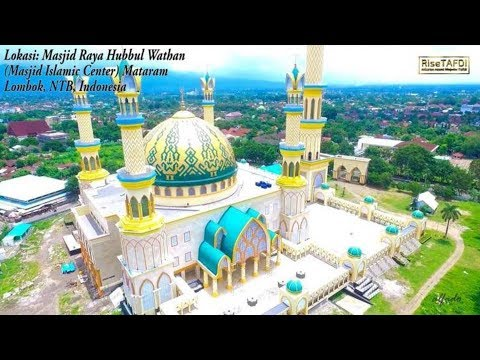 Muadzin dan Suara Adzan Legendaris dari Nusa Tenggara Barat (NTB)