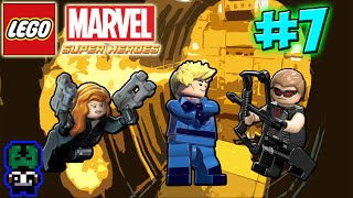 Lego Marvel Superheroes: Human Torch! [#7]