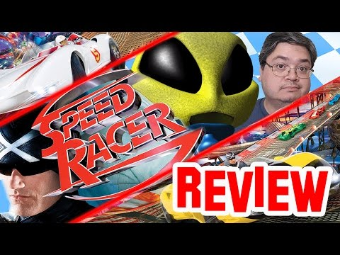 Speed Racer - Movie Review