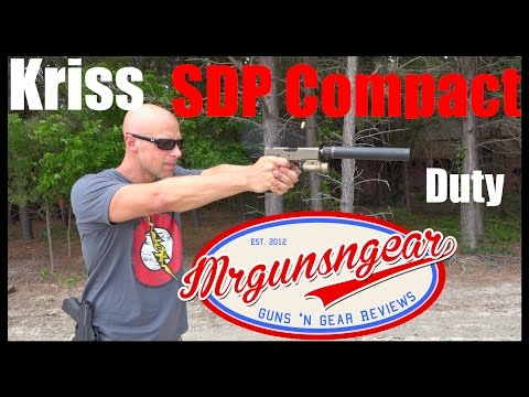 Kriss Sphinx SDP Compact Duty Swiss Made Handgun Review (HD)