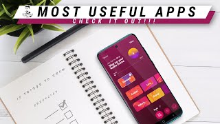 10 Useful Apps You Need - Longer Whatsapp Status, Control Other Phone Cameras & more...