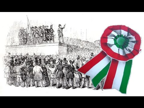 BISB Year 8 students present: The Hungarian Revolution of March 15, 1848