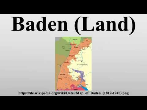 Baden (Land)