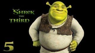 Shrek 3 (The Third | Шрек Третий) прохождение - Серия 5