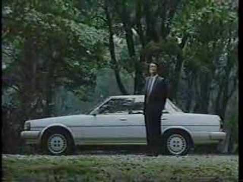1987 TOYOTA CRESTA Ad