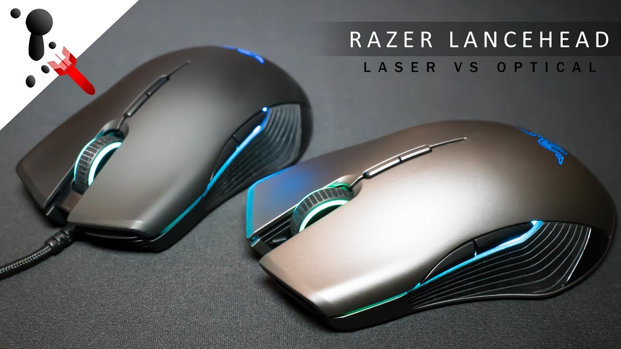 Razer Lancehead Wireless And Tournament Edition Review