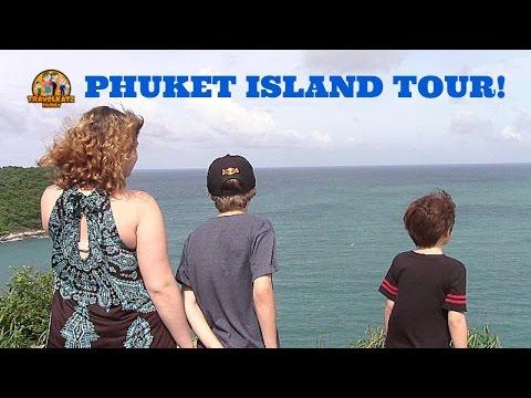 PHUKET ISLAND TOUR! / TRAVELKATZFAMILY
