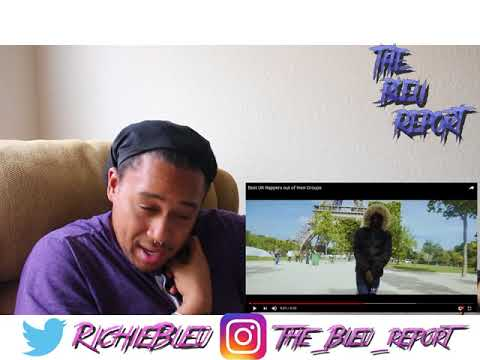 Best UK Rappers out of their Groups (REVIEW/REACTION)   THE BLEU REPORT
