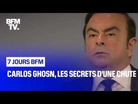 Carlos Ghosn, les secrets d'une chute