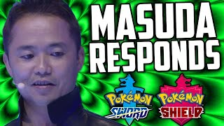 POKÉMON COMPANY RESPONDS TO FAN ANGER! No National Dex OR Mega Evolutions In Sword & Shield?!