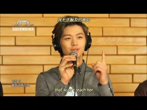 [131011] BTOB - 별 (STAR) Live Performance at A Song For You [ENG SUB]