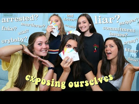 who's most likely to CHALLENGE (we all get exposed)