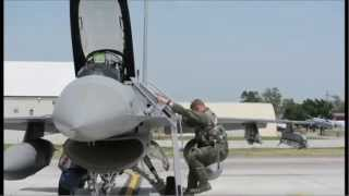 Oklahoma Air National Guard Conduct Operational Readiness Exercise!